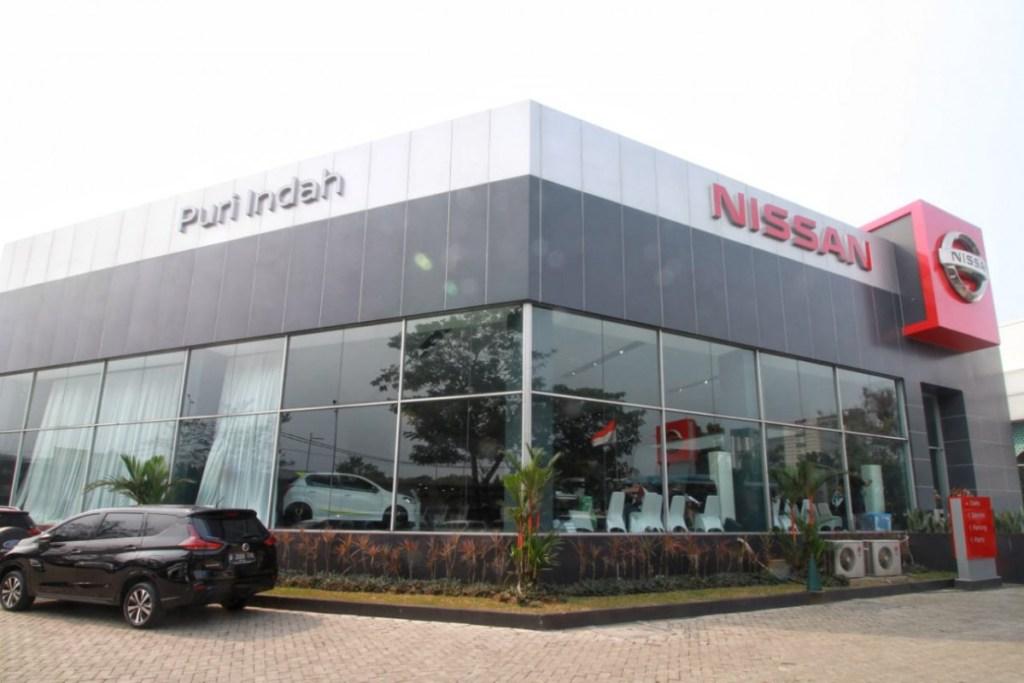 Nissan Lakukan Transformasi pada Empat Outletnya di Jabodetabek