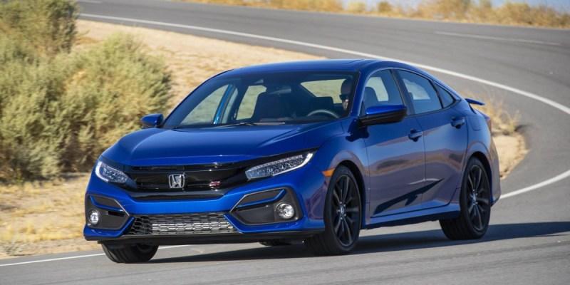 Honda Civic Si Sedan dan Si Coupe, Bersolek