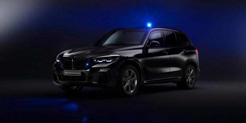BMW X5 Protection VR6, Anti Gangguan Teroris
