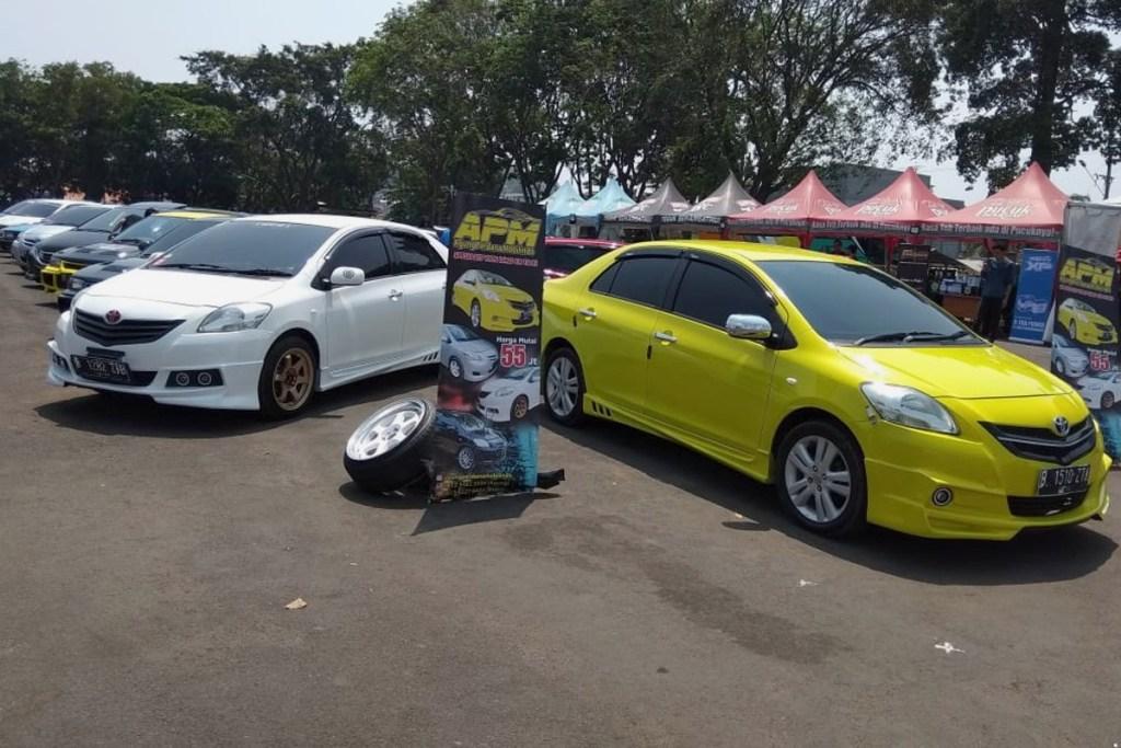 Dua Tahun Forum Otomotif Lampung