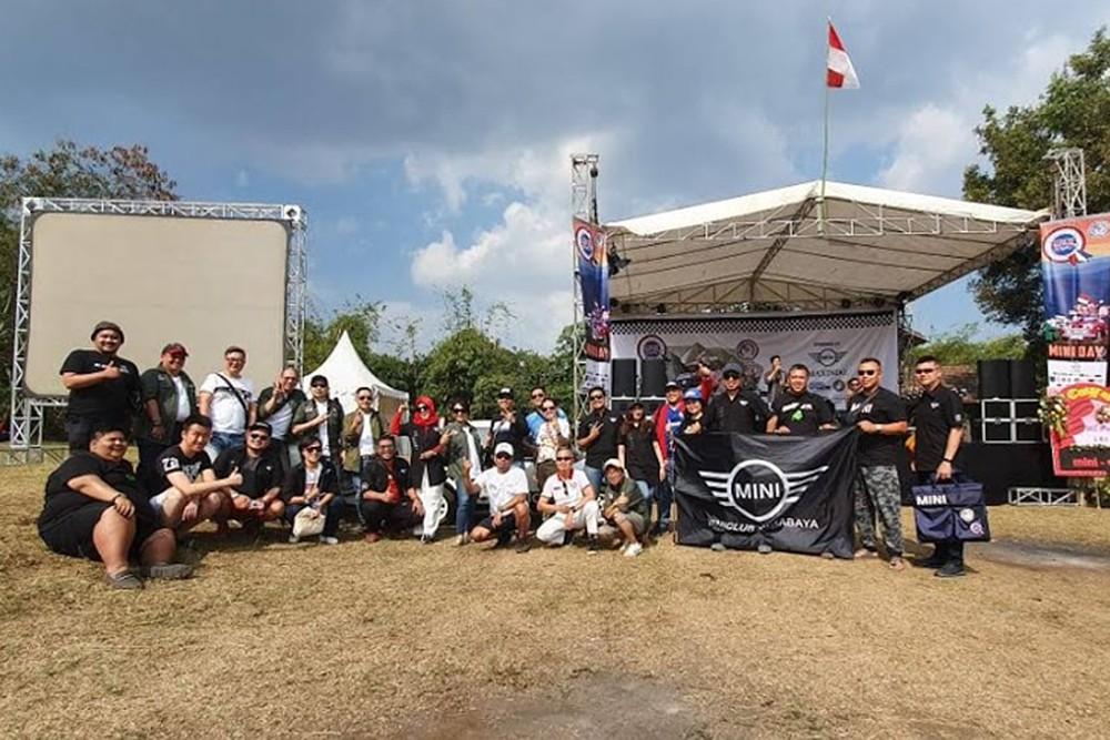 Indonesia Mini Day 2 Usung Tema 'Camping Day'