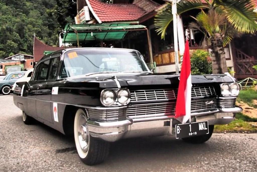 Ini Dia Mobil Kepresidenan Terakhir Bung Karno