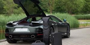 McLaren GT Luggage Set, Kerja, Liburan atau Salurkan Hobi
