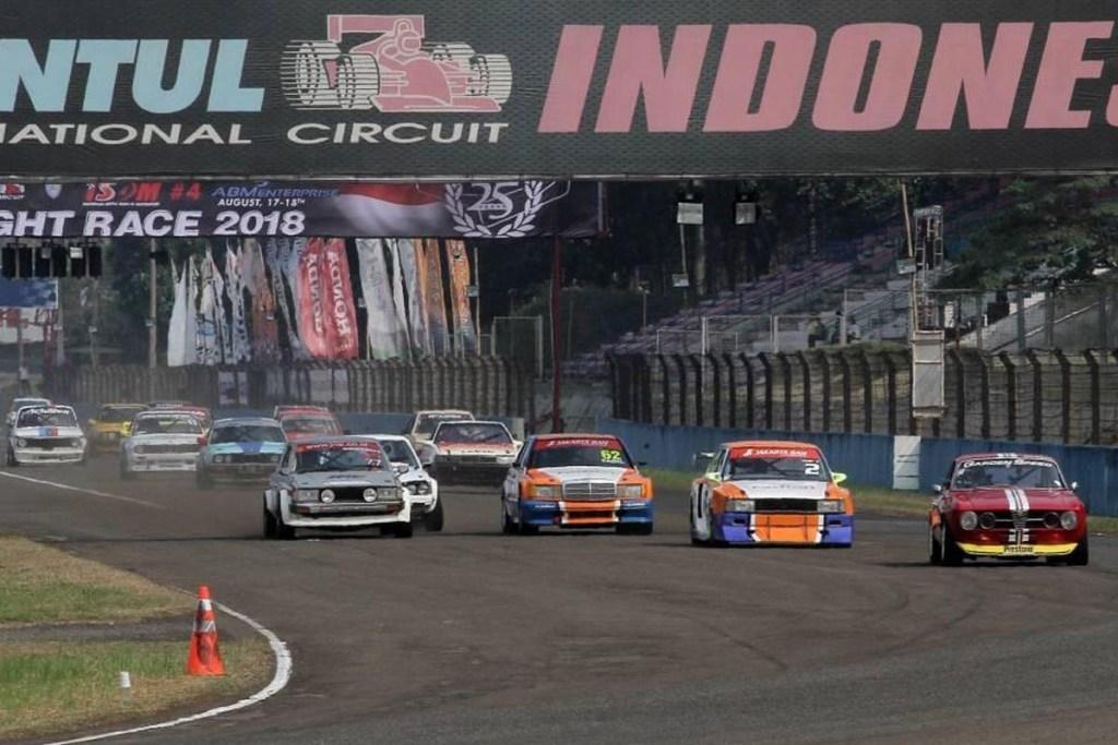 Ingin Menyaksikan ISSOM Night Race 2019, Perhatikan Hal Berikut Ini