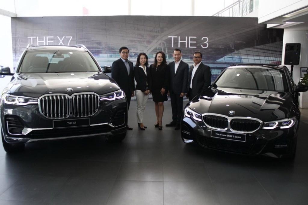 Peluncuran All-New BMW Seri 3 di Surabaya
