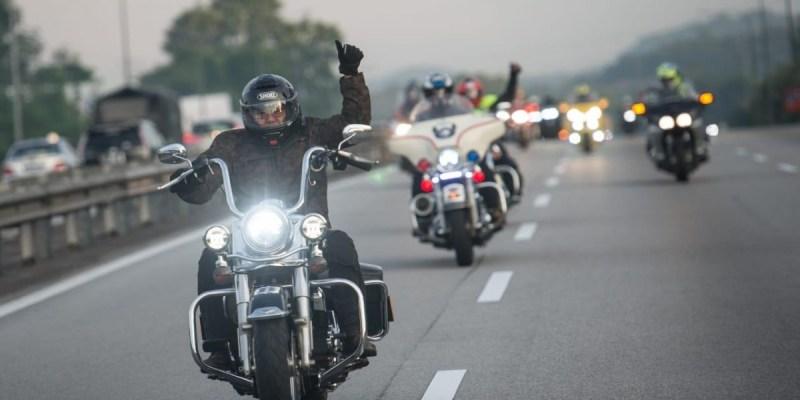 Jelang Bintaro Motofest 2020, B'Brothers Lakoni Touring Malaysia-Thailand
