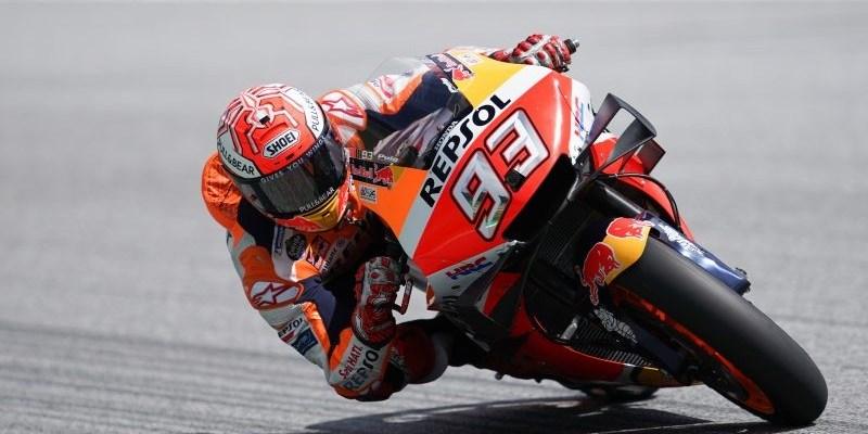 Kualifikasi MotoGP Austria 2019: Marc Marquez Akui Kesalahan