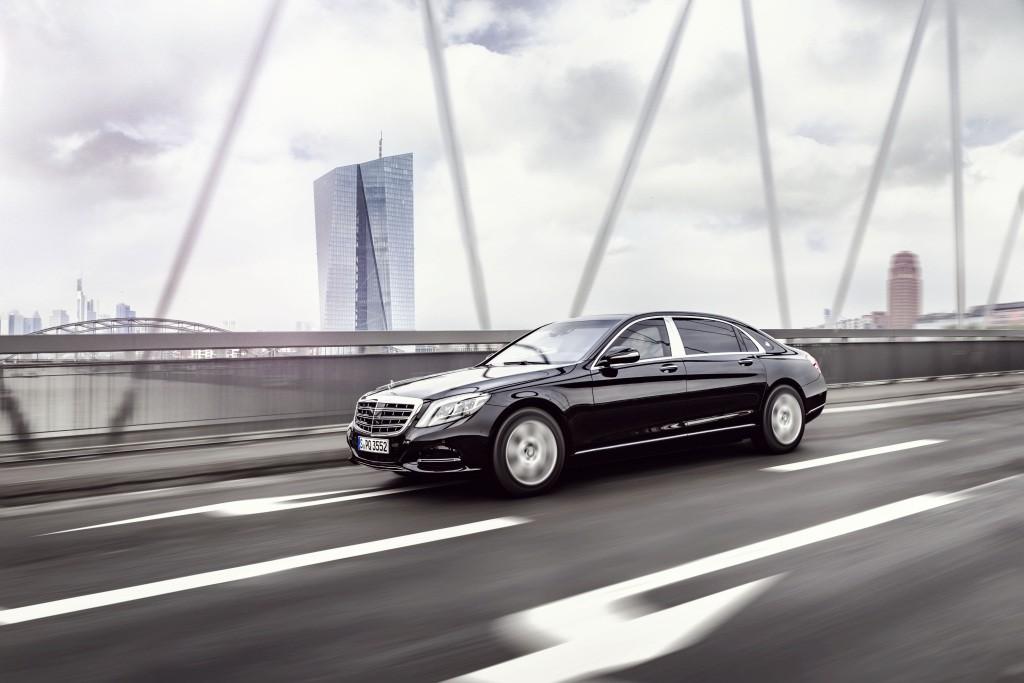 Mercedes-Maybach S 600 Guard, Ini Keunggulannya!