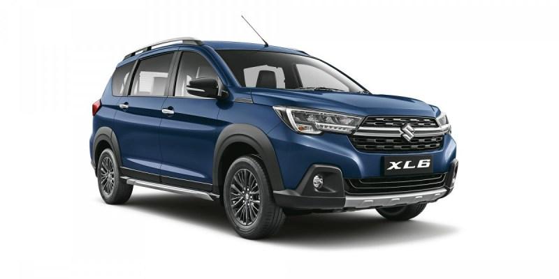 Suzuki XL6, Ertiga Berubah Gaya SUV