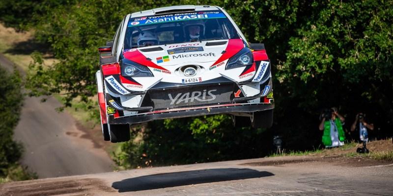 Ott Tänak Ingin Menang Lagi di WRC Jerman