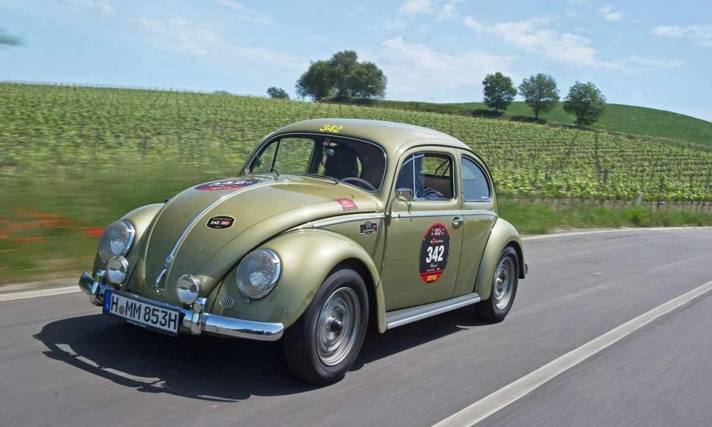 Volkswagen di Classic Days at Schloss Dyck 2019