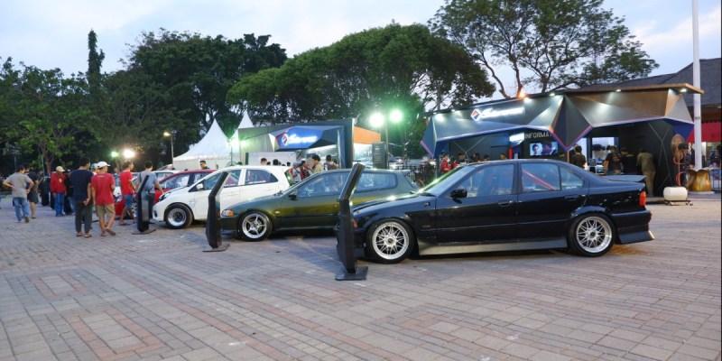 Ini Pemenang Intersport Auto Show 2019 di Bekasi