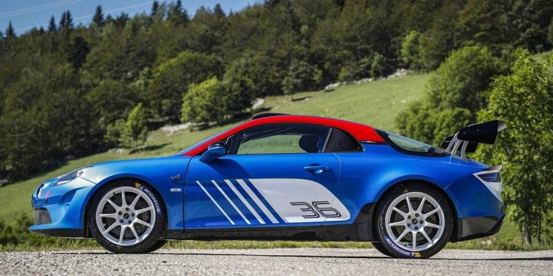 Alpine A110 Rally, Tinggal Tunggu Homologasi FIA