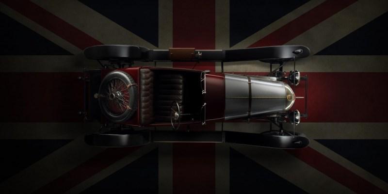Salon Privé Bentley Masters, Kumpul Ikon Otomotif Inggris