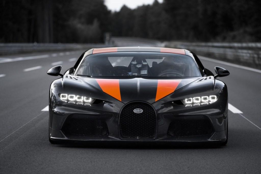 Bugatti Chiron Super Sport 300+, Harganya Rp 54 Miliar