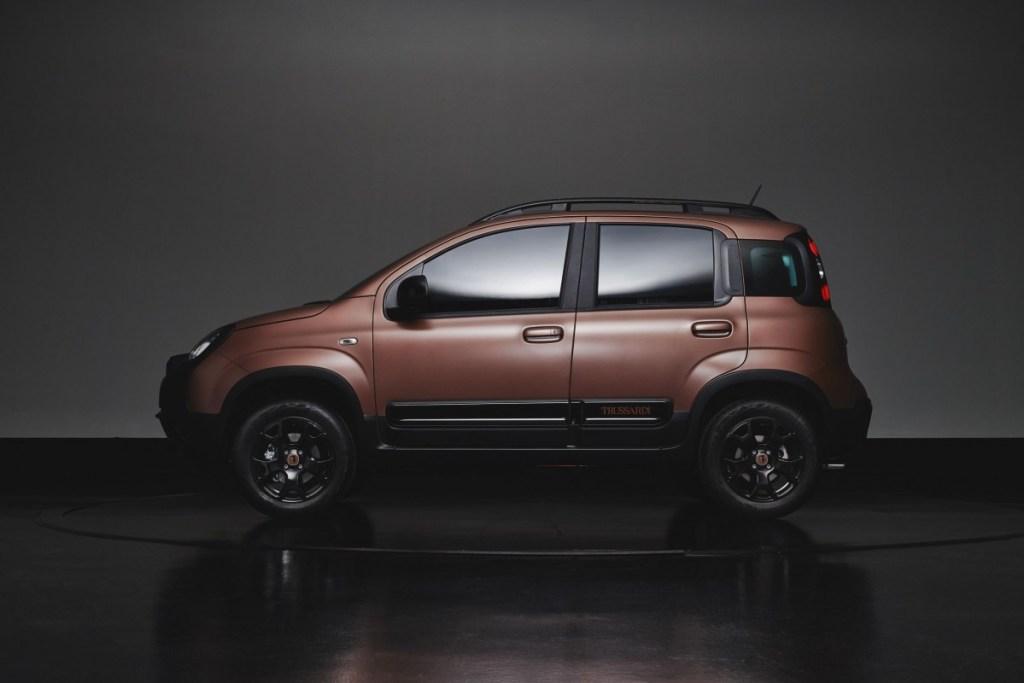 Fiat Panda Trussardi, Kombinasi Ikon Italia
