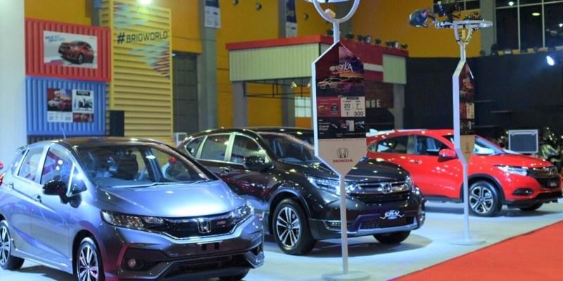 Efek Corona, Penjualan Honda Merosot Hingga 82%