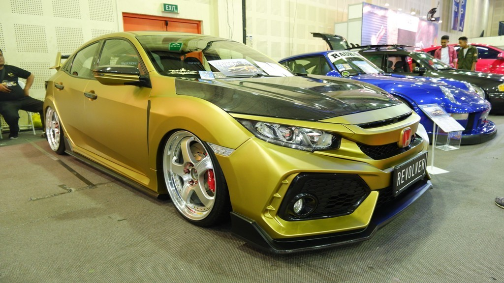Ini Hari Pertama Indonesia Modification Expo 2019