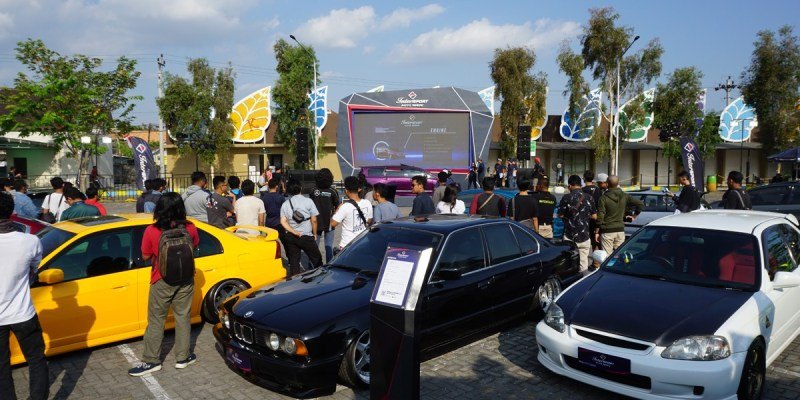 Intersport Auto Show 2019 Seri Yogyakarta, Ini Para Pemenangnya