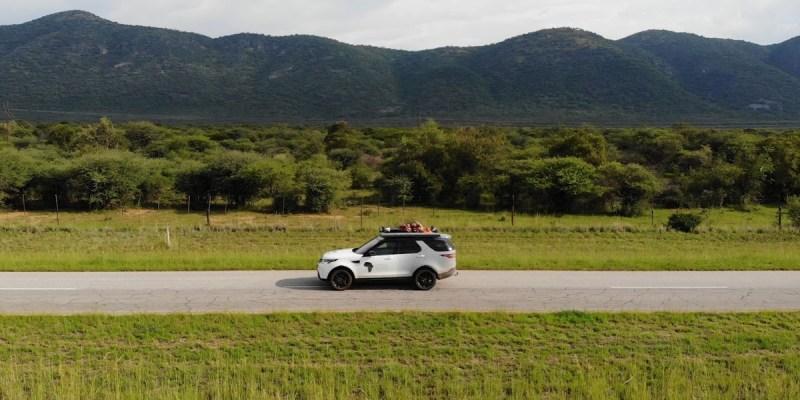 Land Rover Discovery Sukses Antar Peneliti Malaria Jelajah 7.350 km