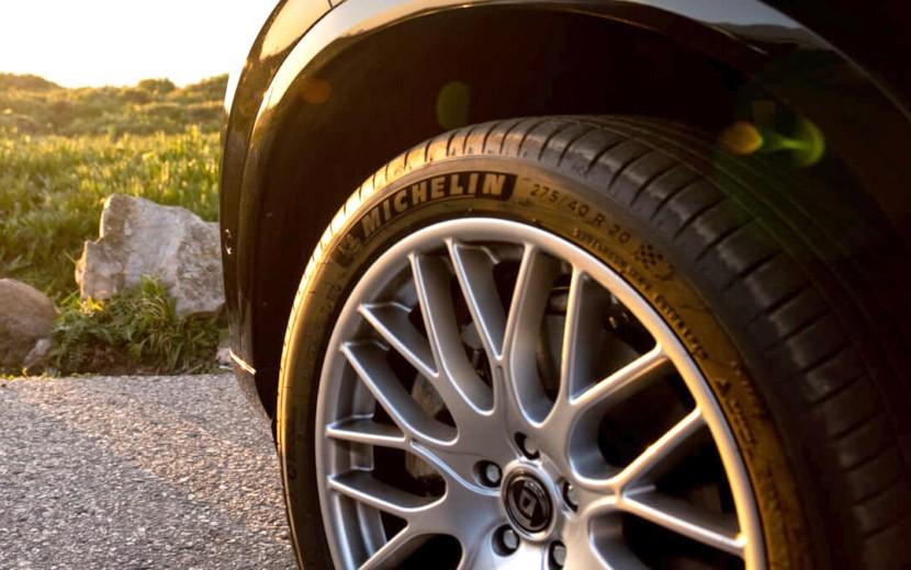 Michelin Pilot Sport 4, Ban Berkinerja Tinggi Khusus SUV