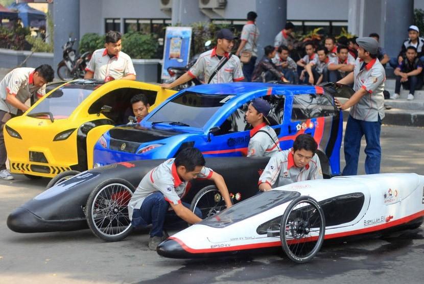 Dukungan Suzuki Dalam Kontes Mobil Hemat Energi