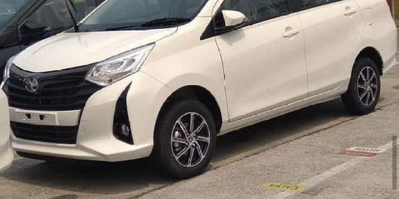 Toyota Calya facelift Sambut Tantangan Renault Triber