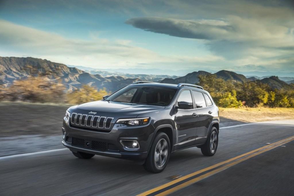 Jeep Cherokee Mampu Kantongi Top Safety Pick IIHS 2019