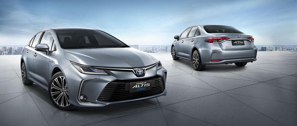 Toyota Corolla Altis Hybrid akan Dijual di Indonesia?