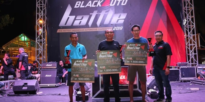 BlackAuto Battle Warm Up Manado 2019