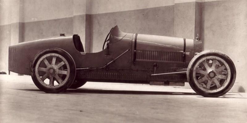 Bugatti Pionir Gunakan Velg Alumunium