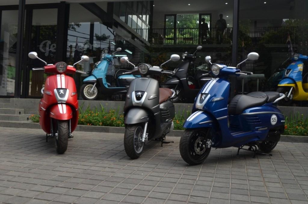 Peugeot Motorcycles Dibeli Utuh 100% oleh Mahindra