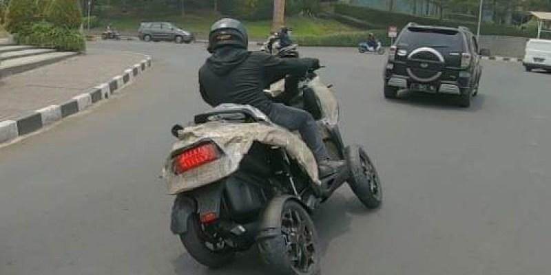 Skutik Roda Empat Asal Swiss ini Mulai Tebar Pesona di Indonesia