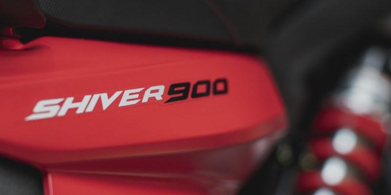 Ini Harga Paket Aksesori Aprilia Shiver 900