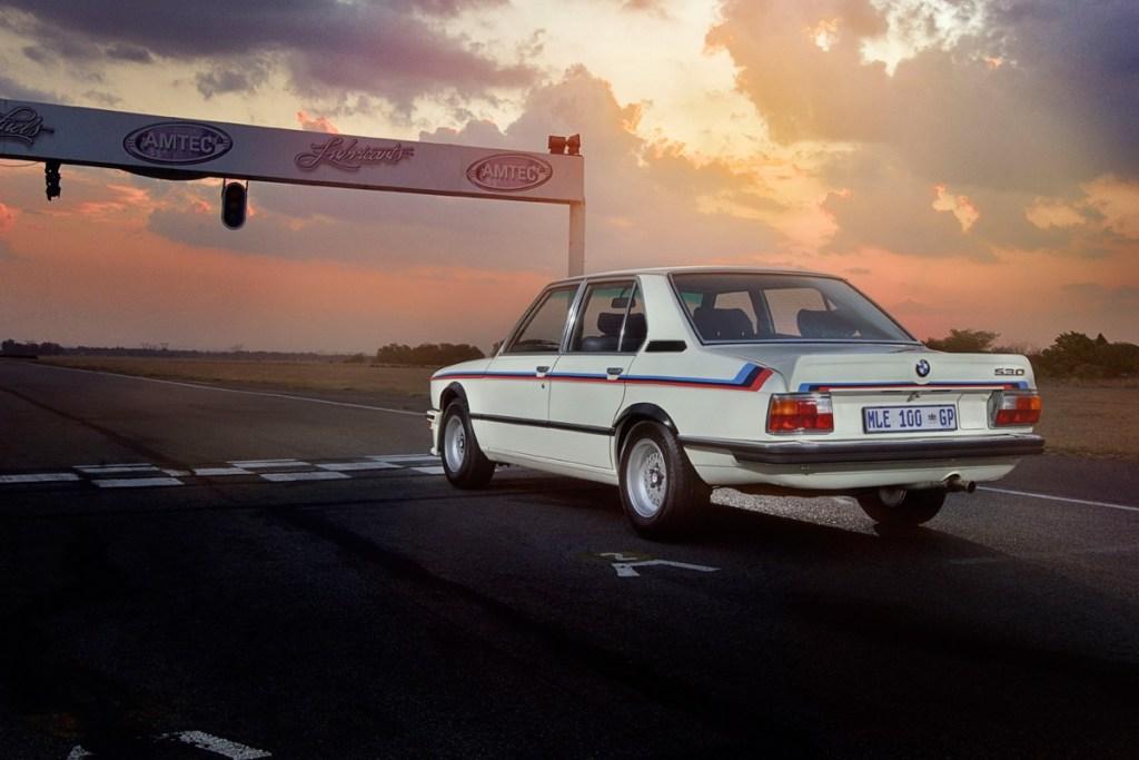 BMW 530 MLE, Dibuat 100 Unit Agar Bisa Ikut Balap