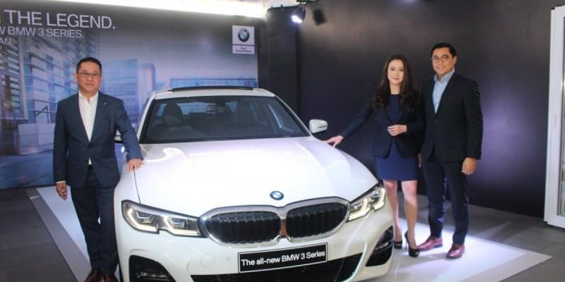 BMW 330i M Sport Makin Dekat dengan Konsumen Medan