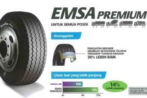 EMSA Premium, Inovasi Terbaru Bridgestone