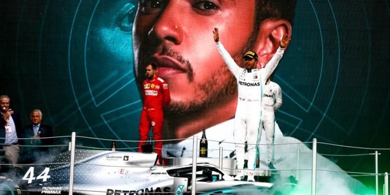 Hasil F1 Meksiko 2019: Hamilton Masih Tertunda Juara Dunia