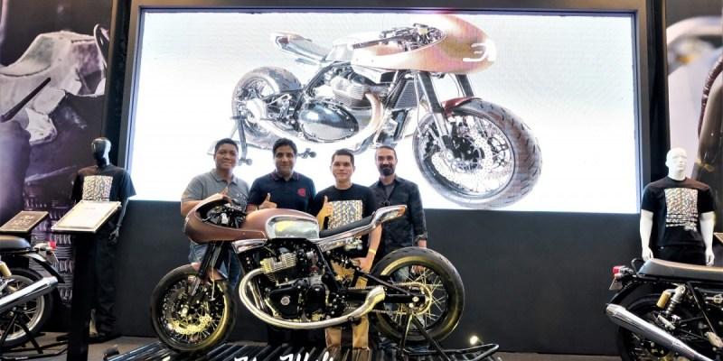 Royal Enfield Hadirkan Motor Custom Terbaru di Kustomfest 2019
