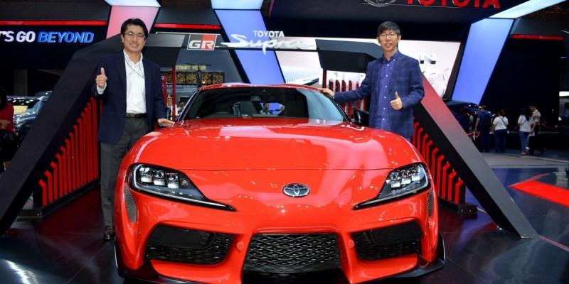 Akhirnya Toyota Umumkan Harga Resmi GR Supra, Nyaris Rp 2 Miliar!