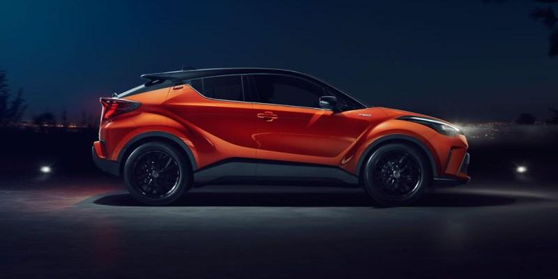Toyota C-HR Hybrid Ada Pilihan Mesin 2.0L