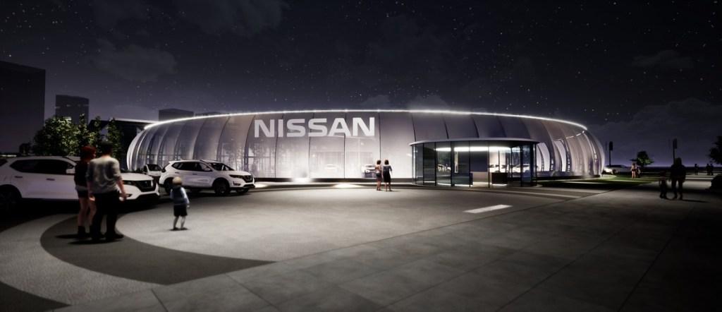 Nissan Pavilion, Konsumen Bisa Lebih Tahu Banyak