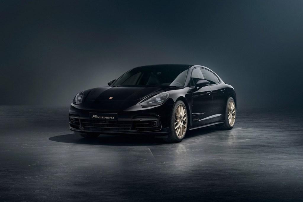Gaharnya Porsche 'Panamera 10 Year Edition'