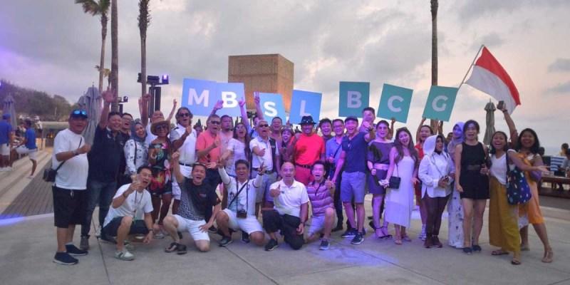 Keseruan Peserta di Hari Ketiga MBSL BCG 2019