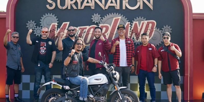 Suryanation Motorland Surabaya, Kualitas Custom Bike Makin Merata