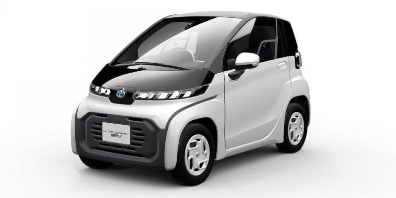 Toyota Ultra-compact BEV akan Dibuat Suzuki