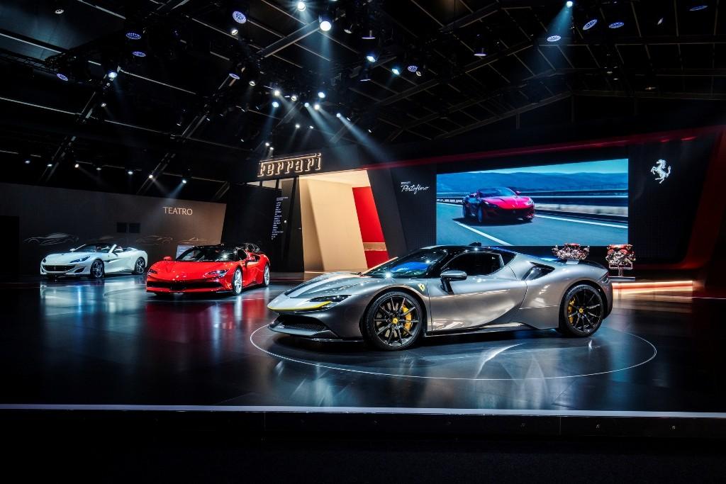 Selama September, Universo Ferrari Didatangi 14.000 Pengunjung