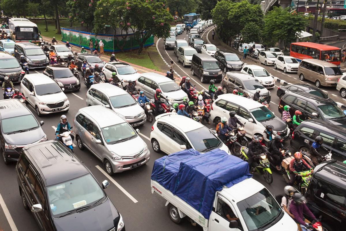 PPKM Level 3 Diperpanjang, Ganjil Genap di Jakarta Tetap Berlaku