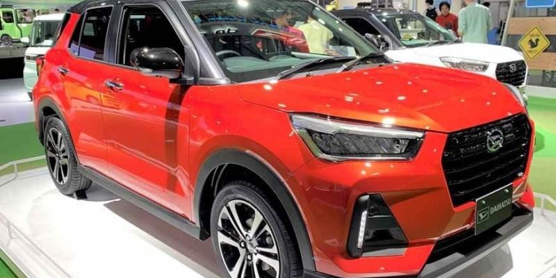 Daihatsu Rocky Siap Tantang Renault Triber