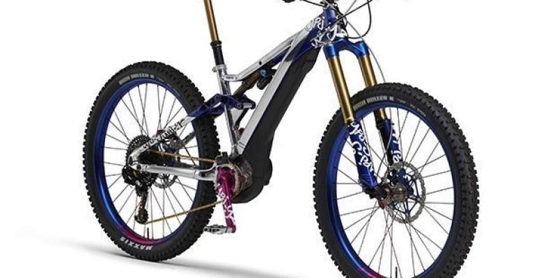 Yamaha Hadirkan Sepeda Gunung Bertenaga Listrik